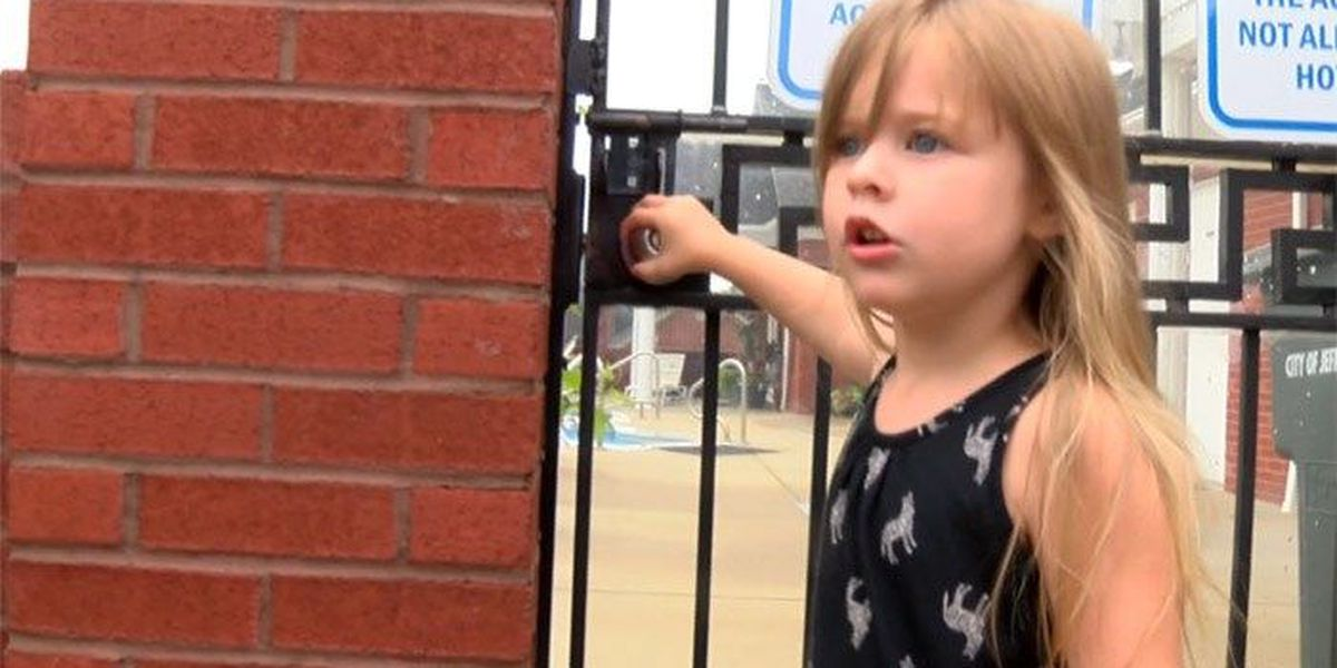 Military family fights for access to neighborhood pool