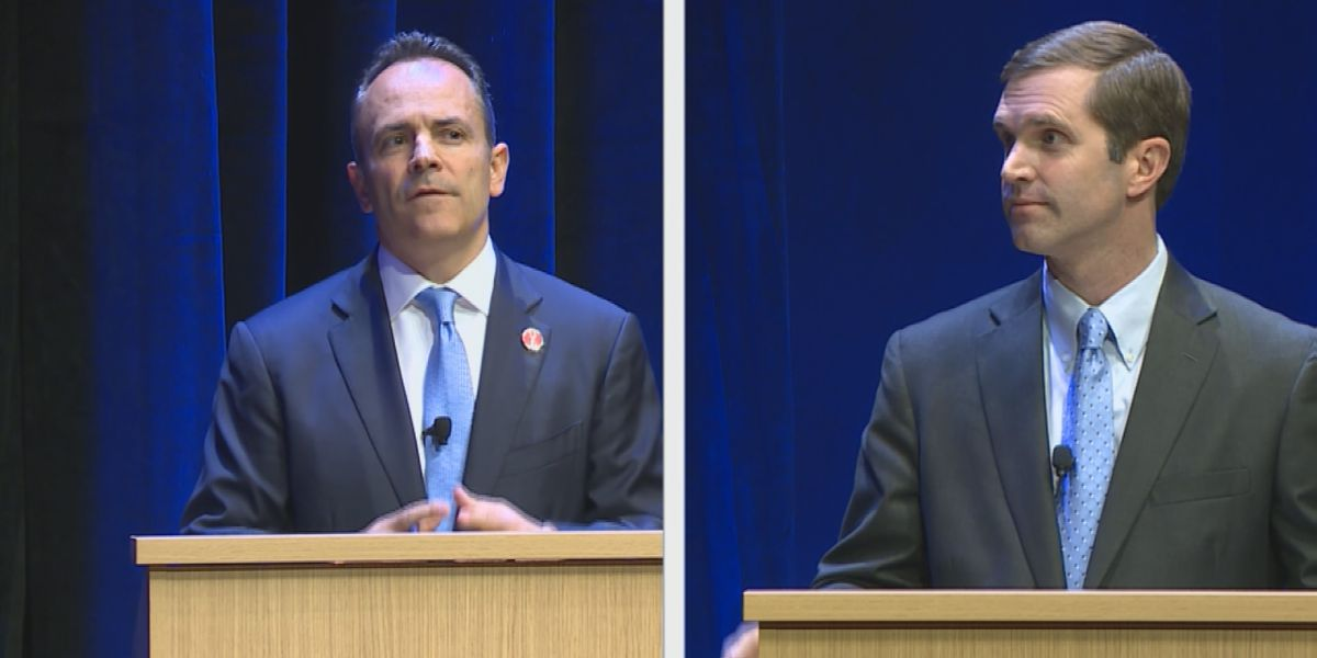 New poll shows Bevin, Beshear tied with Kentucky voters