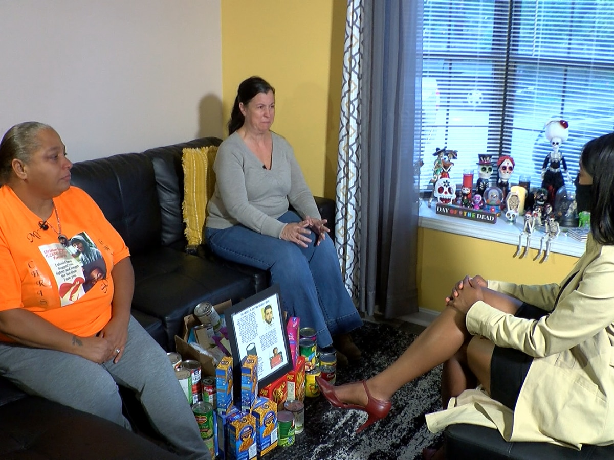 Families of homicide victims accepting holiday donations for those affected by gun violence