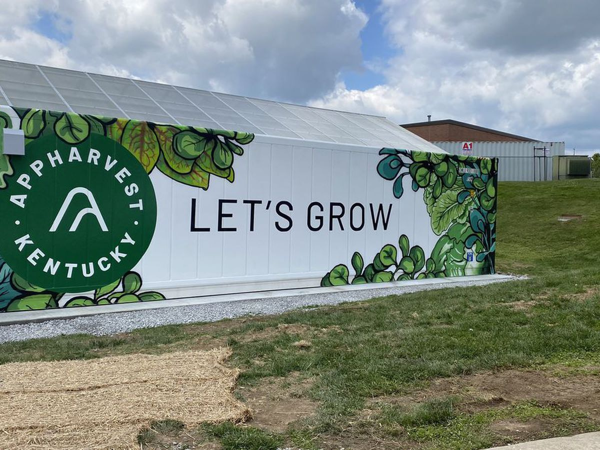 AppHarvest container farm program launches at Madison Central High School