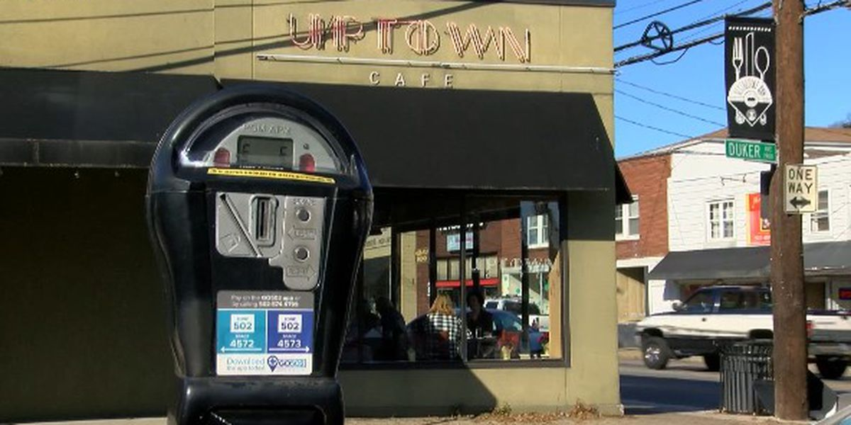 Metro Council could expand parking meters across Louisville