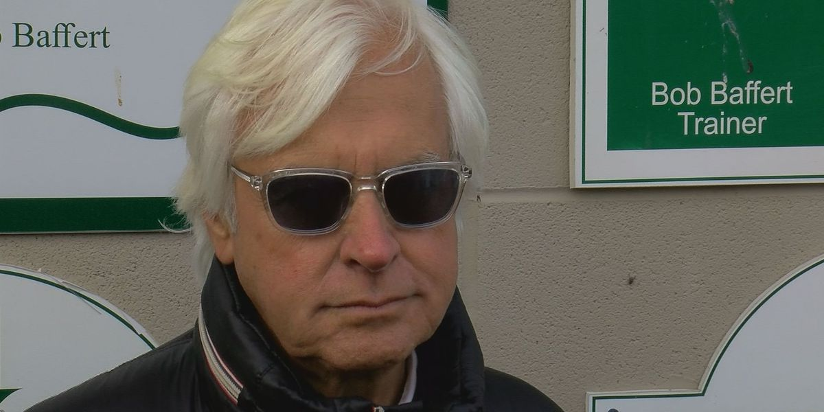 Baffert Talks Arkansas, Kentucky Derby