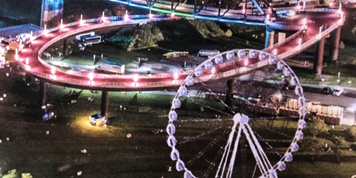 Giant Ferris wheel coming to Waterfront Park