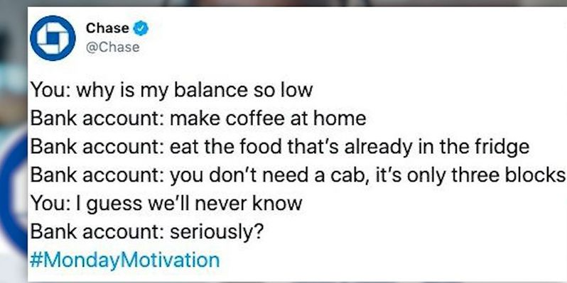 Big Illinois Bank Pulls Motivational Tweet After Backlash