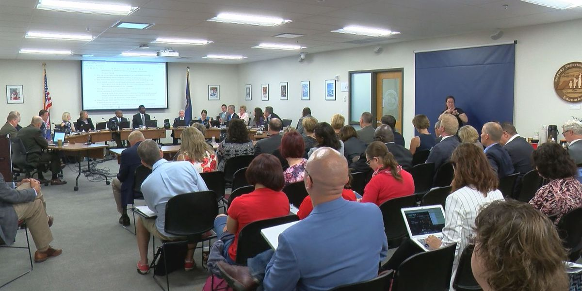 Image result for Kentucky Board of Education to discuss proposed graduation requirement changes
