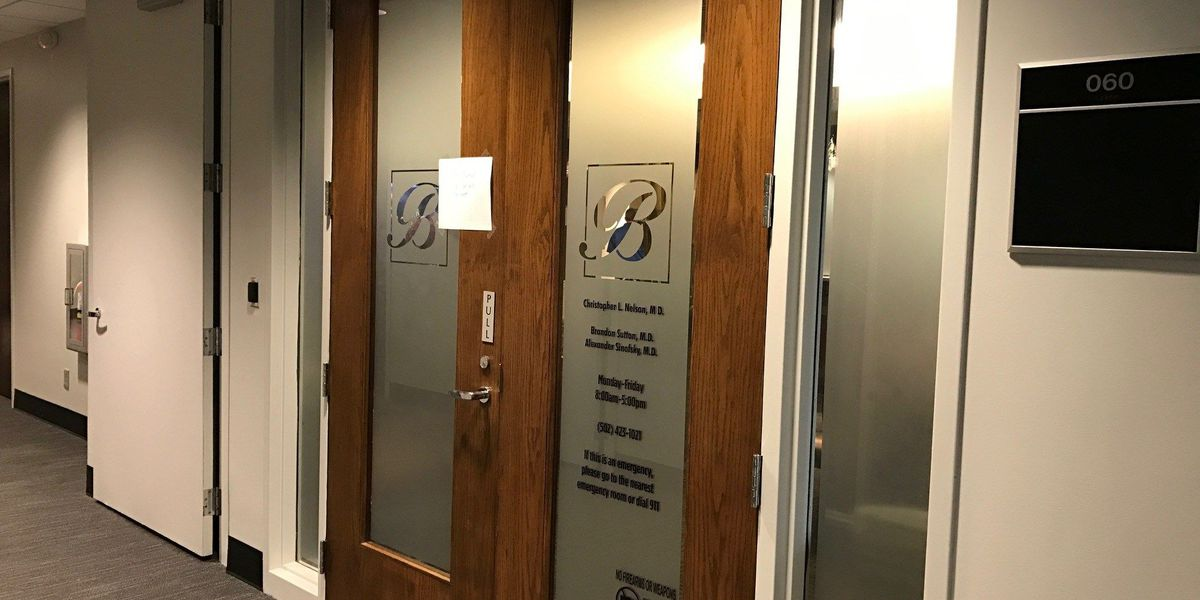 Patients at pain clinics left wondering what to do after FBI raid closes offices