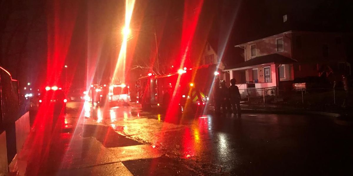Firefighters help 2 out of Shawnee home