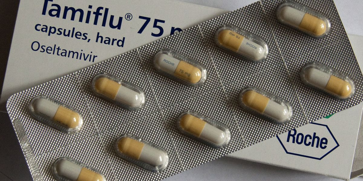 Area pharmacies out of Tamiflu due to high demand