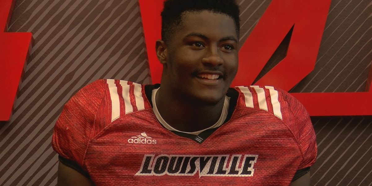 UofL RB Jeremy Smith returns to football after becoming a father