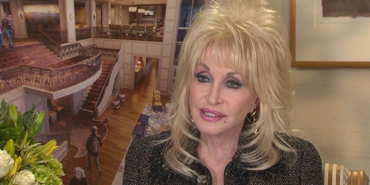 Dolly Parton reads bedtime stories on YouTube