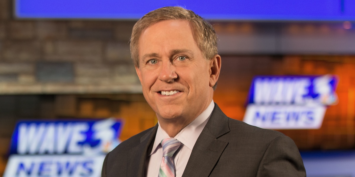 Scott Reynolds says goodbye to WAVE 3 News viewers