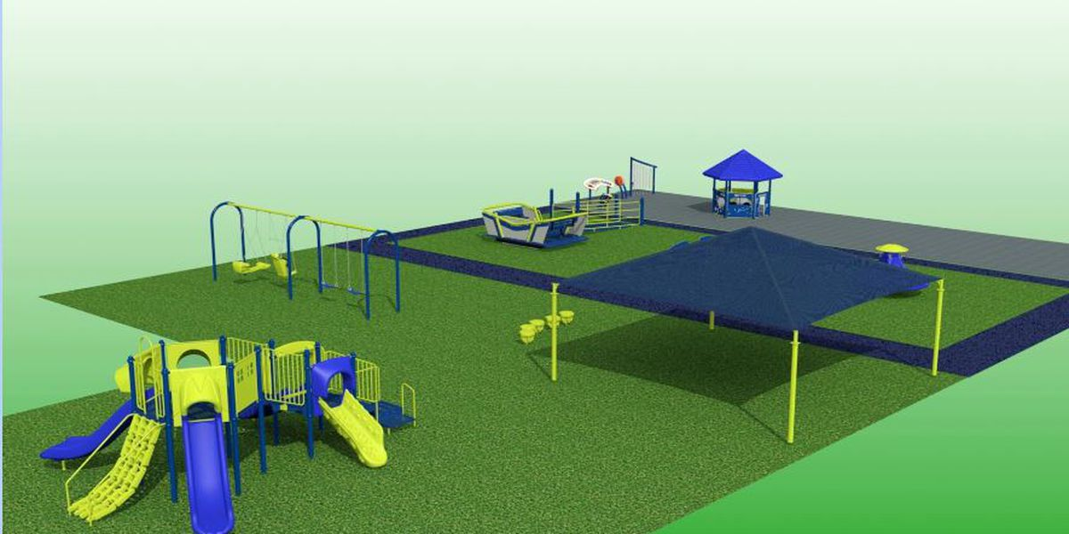 All-inclusive playground to be built in Meade County