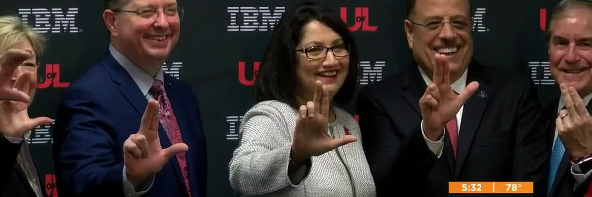 UofL partners with IBM to educate students on IT