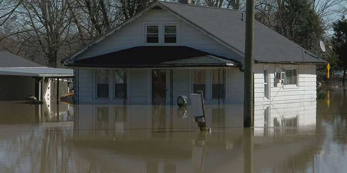 Don't be alarmed to see extra police in flooded areas