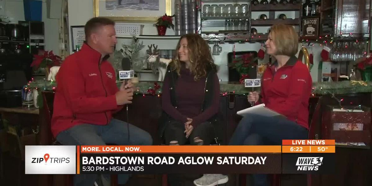 Bardstown Road Aglow takes place Saturday night