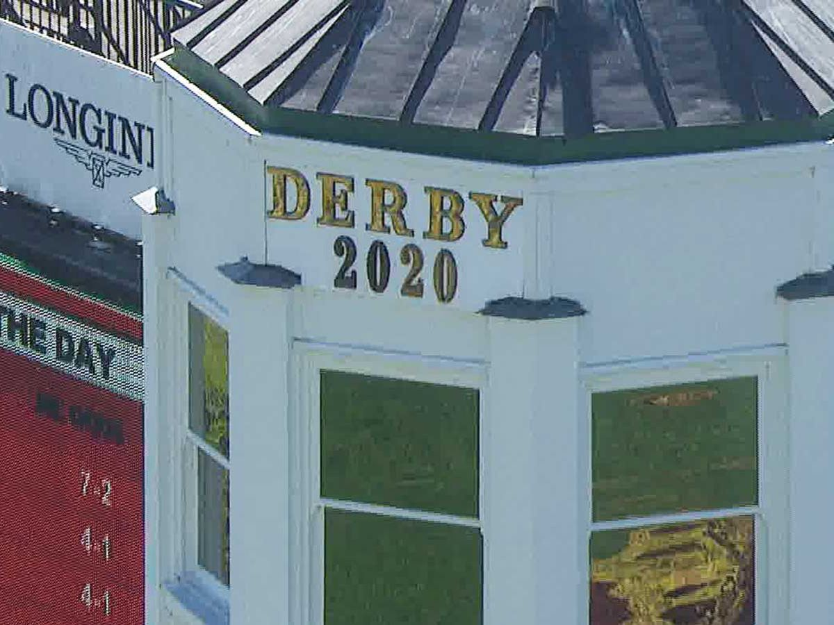 101 days of civil unrest in Louisville converge on the 146th Kentucky Derby