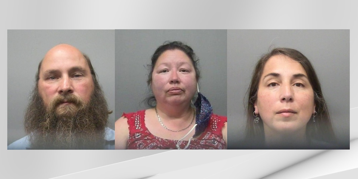 Jennings County residents arrested on neglect, criminal confinement charges