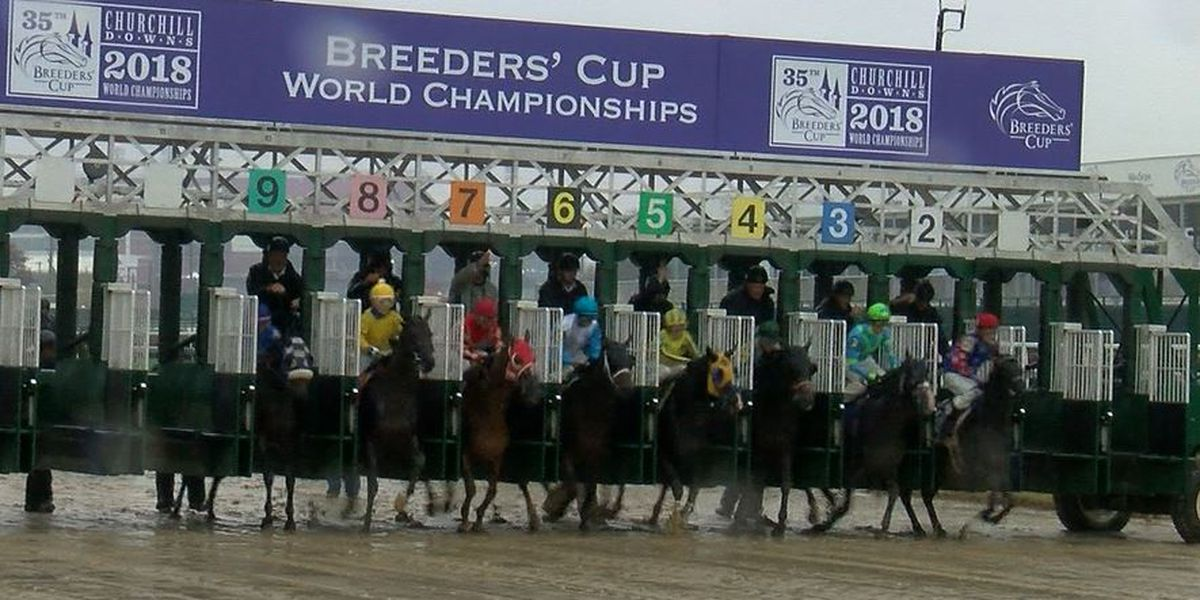 Churchill Downs pulls off another Breeders' Cup, but when will the event return?