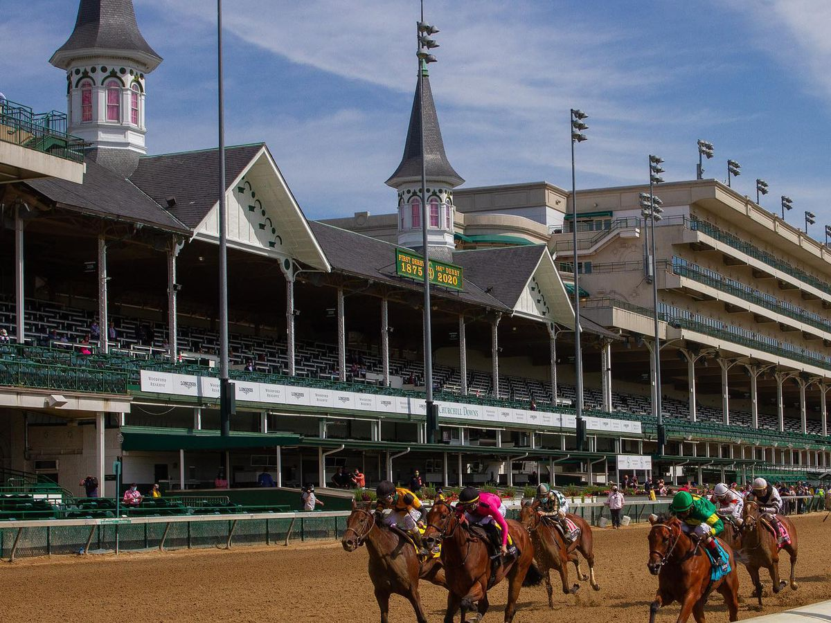 Fans to return to Churchill Downs for racing and social distancing