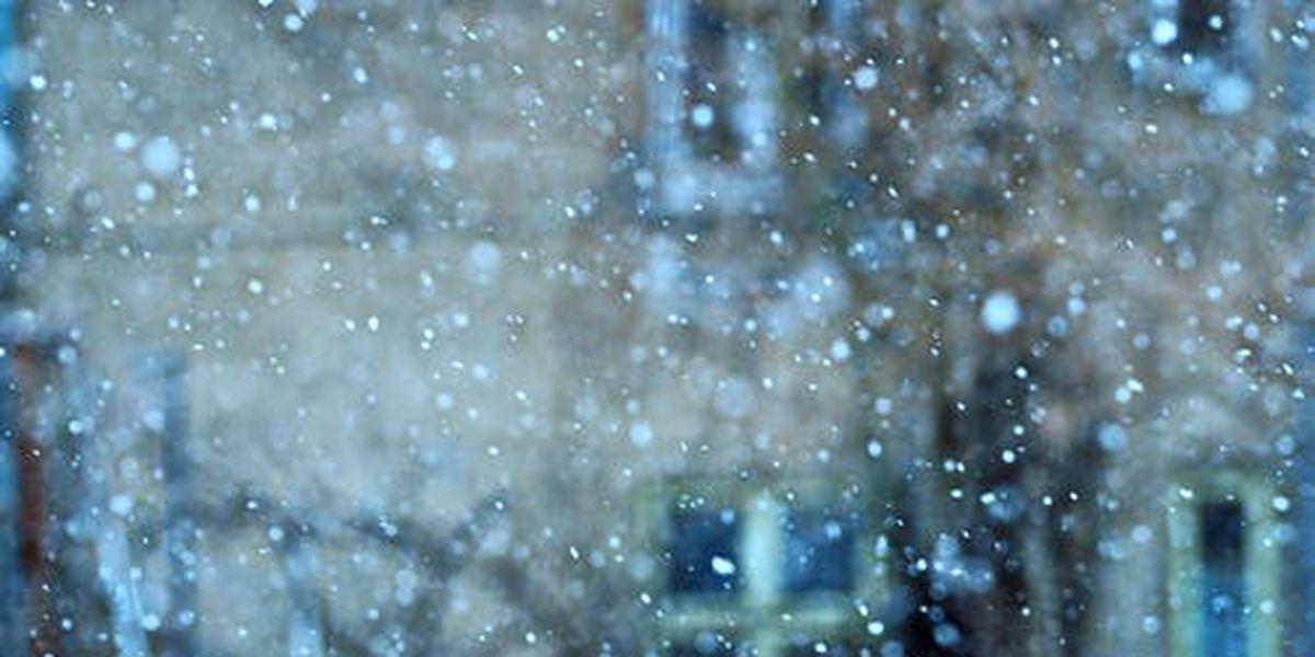FORECAST: Spring Today, Winter Tonight