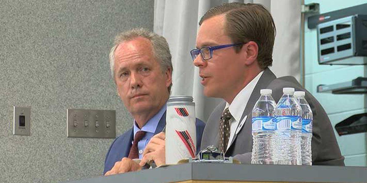 Democratic candidates for Louisville mayor debate ahead of primary