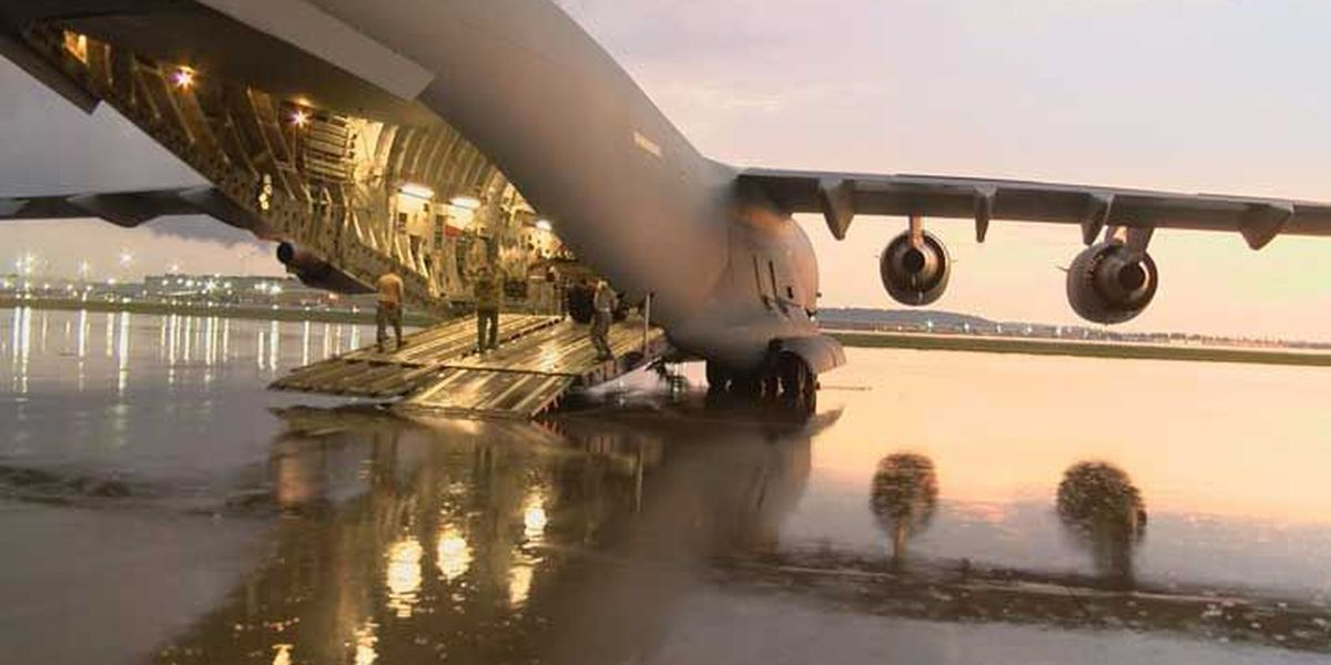 Kentucky National Guardsmen deploy to Middle East