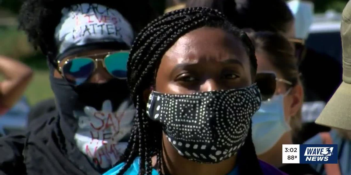 Protester training: Grassroots group converges on Louisville amid Breonna Taylor demonstrations