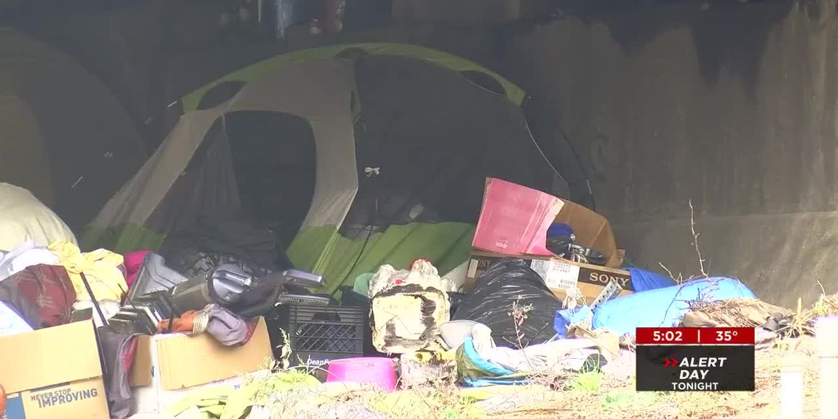 Cold weather leads to new talks on homeless protection in Louisville