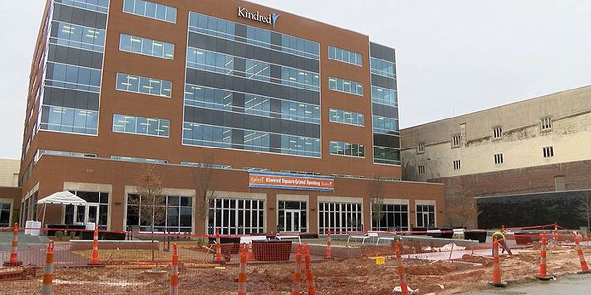 Kindred Healthcare support center opens in downtown Louisville