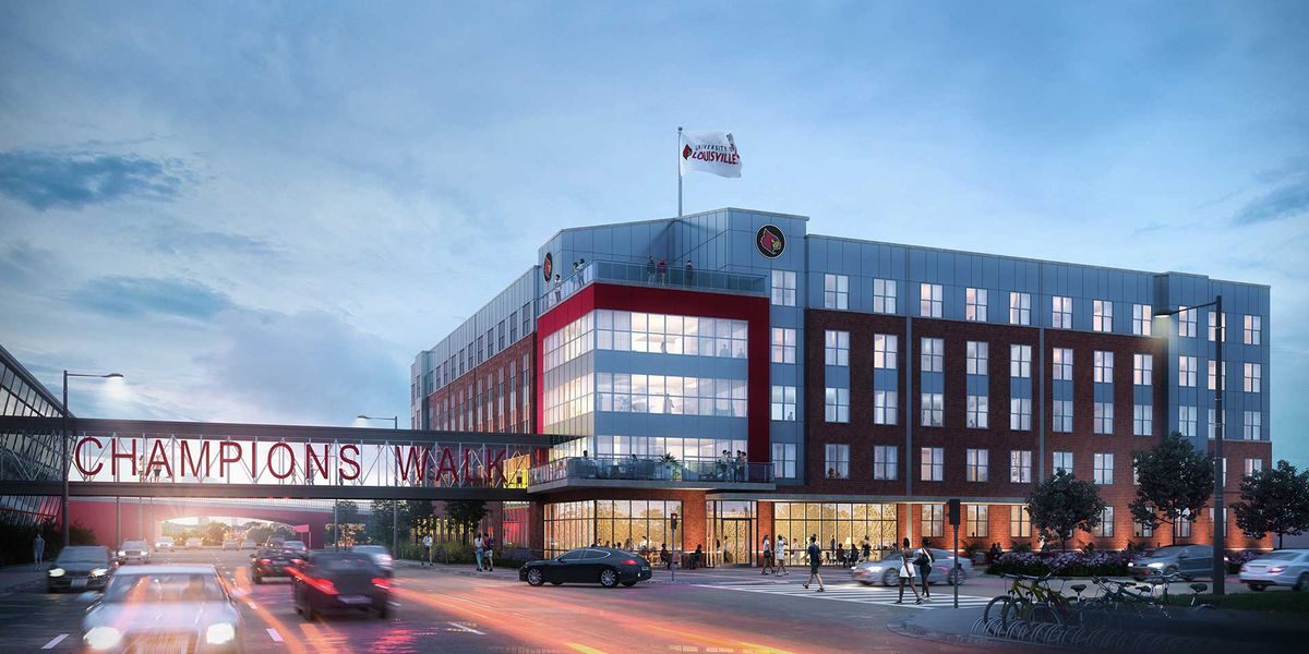 Approval given for new UofL dorm