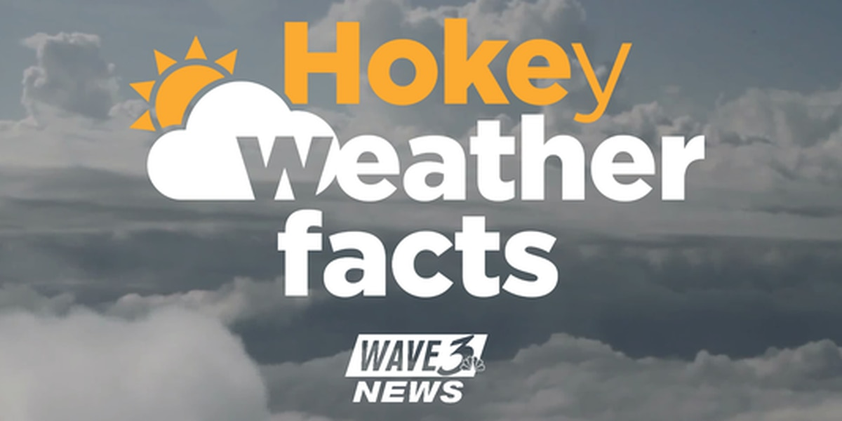 Hokey Weather Facts 5/2/19