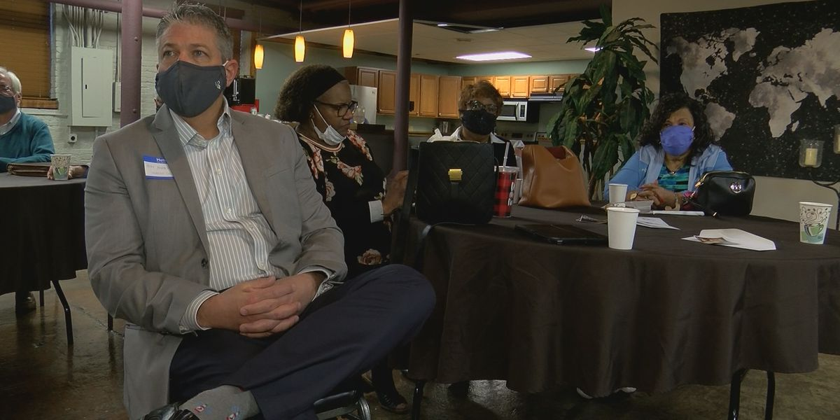 Louisville businesses and organizations connect to break down barriers across the city