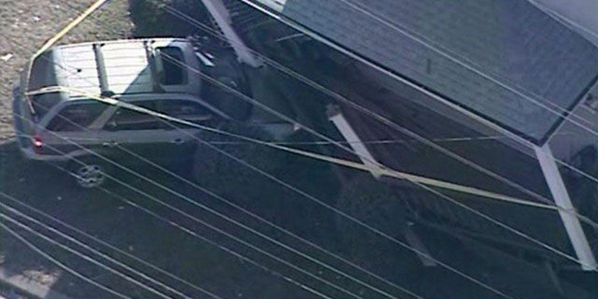 Car crashes into house in Portland neighborhood