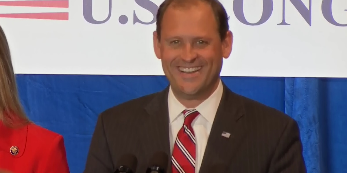 Andy Barr holds off Democratic challenger Amy McGrath in Kentucky's 6th District