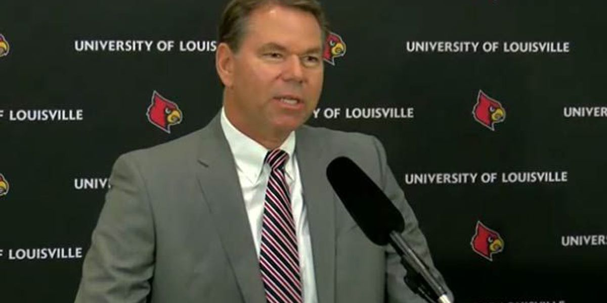 UofL athletic department announces layoffs and furloughs