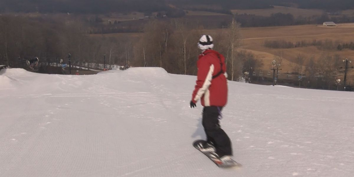 Snowboarding popularity soars in southern Indiana