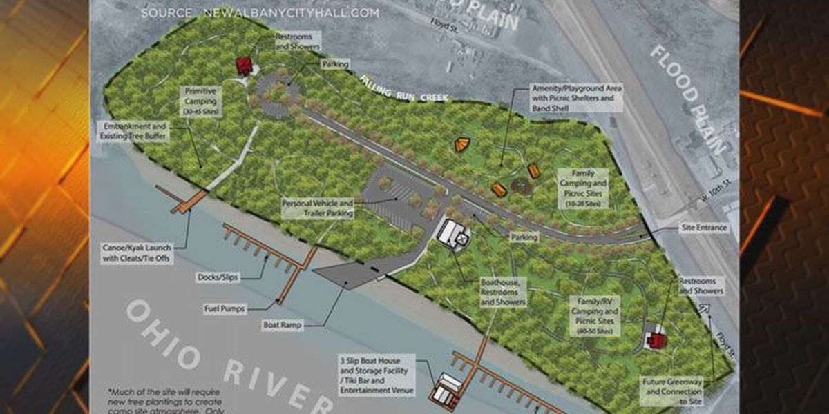 $5 million gift paves way for major riverfront projects in New Albany