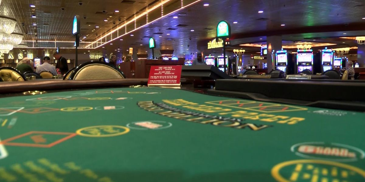 Belterra, Horseshoe Southern Indiana casinos reopen after flooding