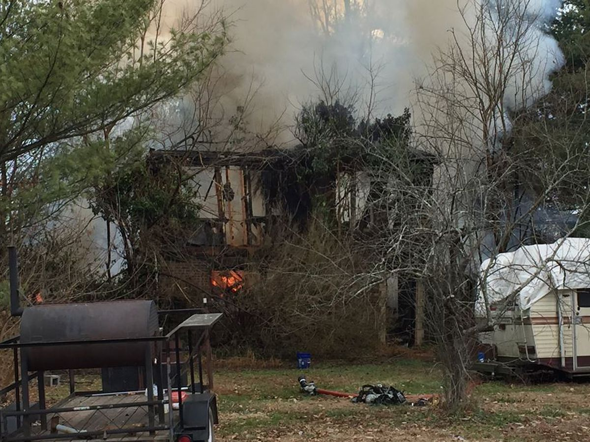 Shelbyville couple thankful for outpouring of support after losing home in fire on Sunday