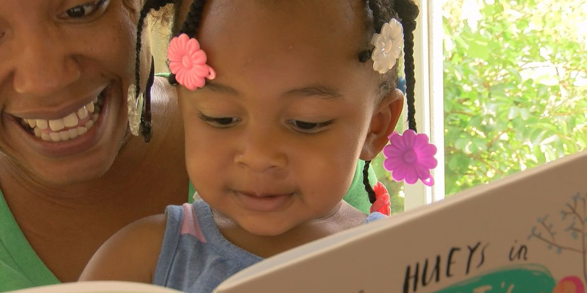 Imagination Library of Louisville making kids happy