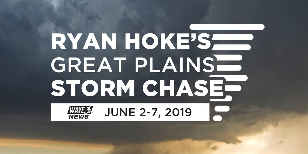 Storm Chase 2019 Blog (6/7) - Day 6 - Active last chase day in the Dakotas