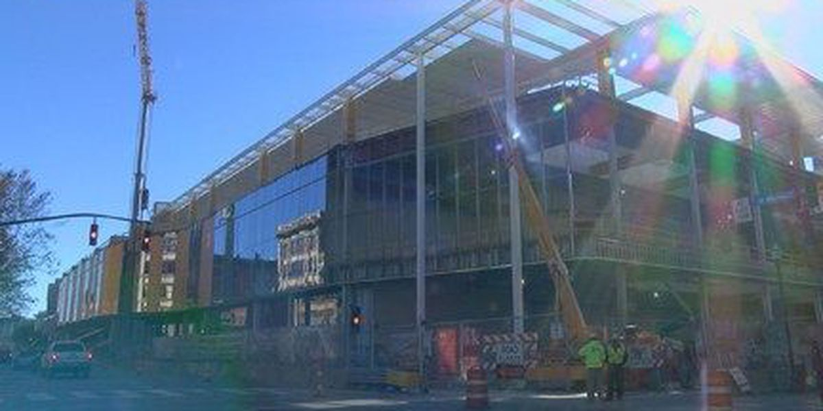 Construction at KY International Convention Center on track and on budget