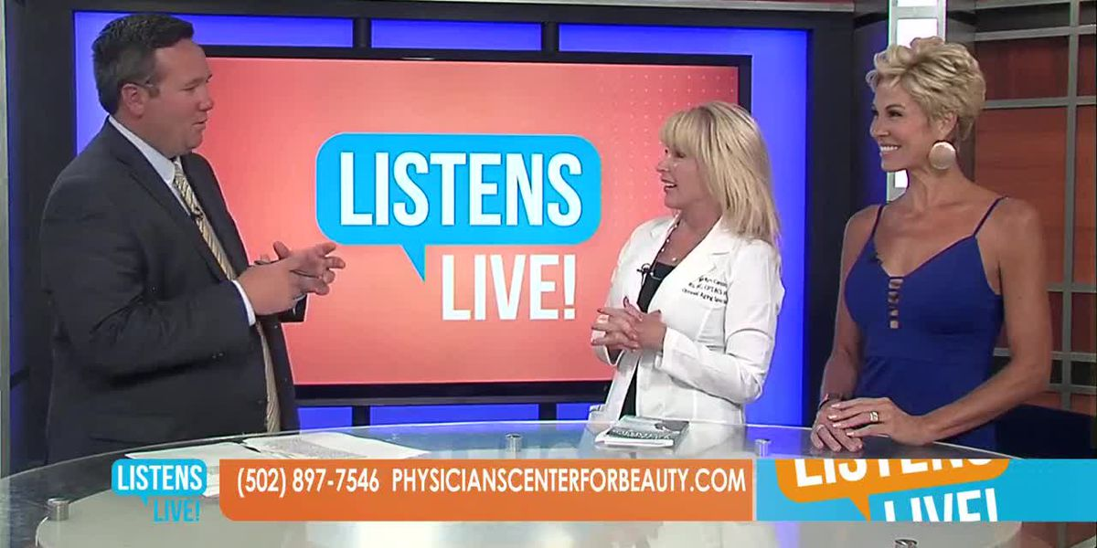 WAVE 3 Listens Live! Physician's Center for Beauty Part 1 July 16, 2019