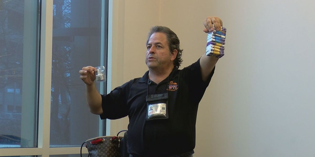 Former firefighter donates Narcan across the country