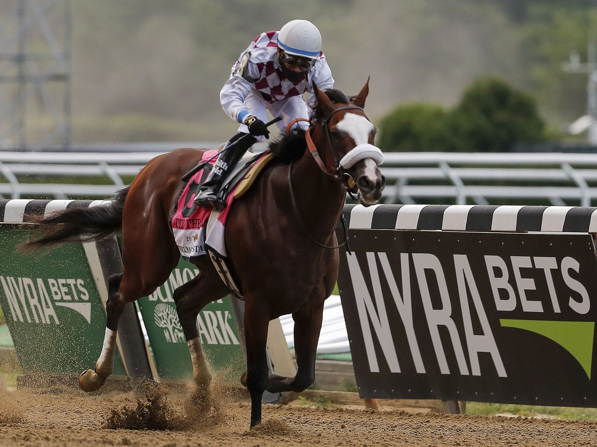 Tiz the Law romps in Travers, becomes huge Derby favorite
