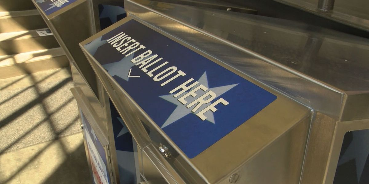 Jefferson County sees a mountain of absentee ballot requests