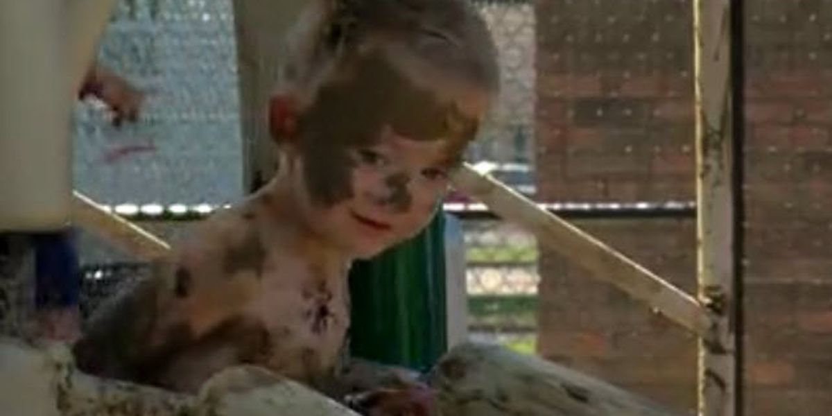 Ivy Tech Head Start students get dirty celebrating International Mud Day