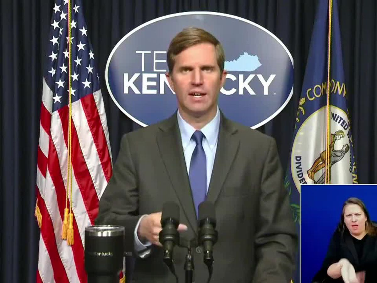 Gov. Beshear: 'We need to pick up the pace,' younger Kentuckians urged to get vaccine