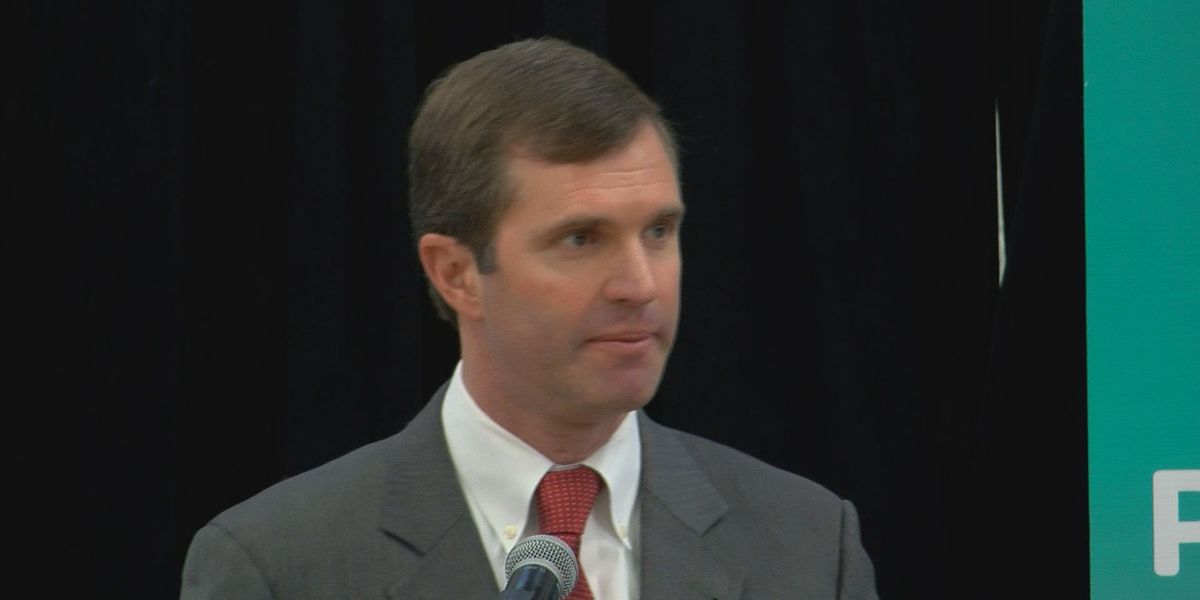 Gov. Andy Beshear adds 2 to administration