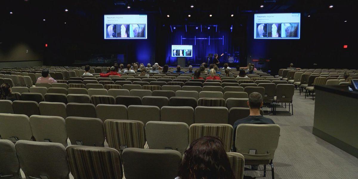Human trafficking training at Southeast Christian Church